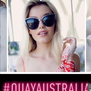 NWT QUAY MY GIRL SUNGLASSES